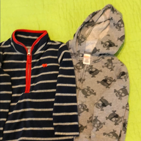 6c667834917e1 Gymboree Jackets & Coats | Toddler Boy Sweatshirt Pullover 3t | Poshmark